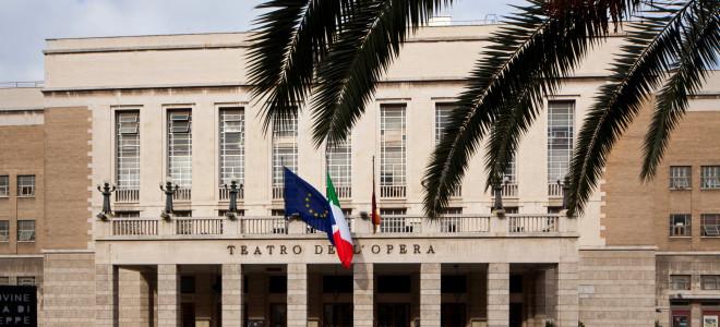 Opéra de Rome 2017/2018 : Francia Italia !