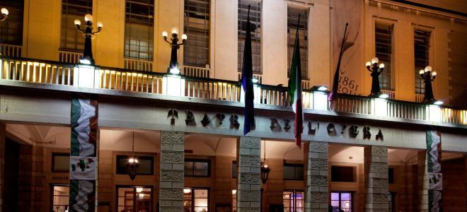 Dans les coulisses du Théâtre de l'Opéra de Rome