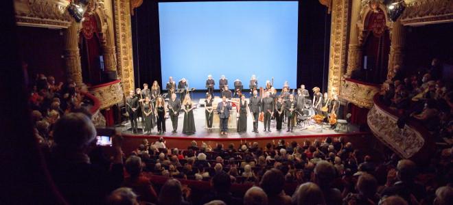 Le souffle d'Orfeo aux Concerts d'Automne à Tours