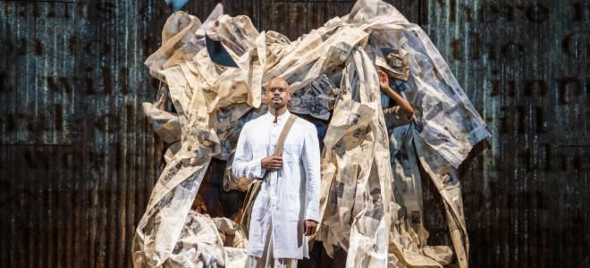 Satyagraha de Philip Glass à l'English National Opera