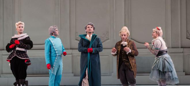 Dans les coulisses du Théâtre de l'Opéra de Rome - Escale n°6 : La générale piano