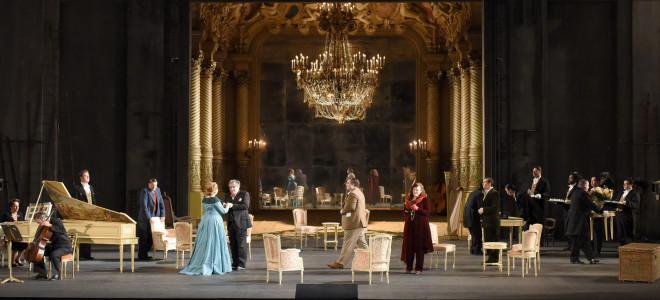 Capriccio convainc les indécis à l'Opéra de Paris