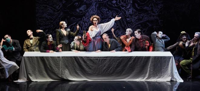 AMOK sublime la Beauté du Mal à l'Opéra de Reims
