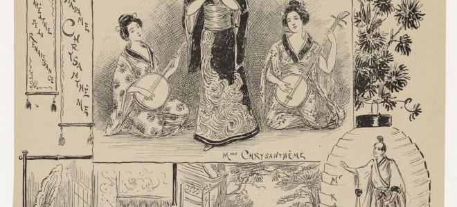 Madame Chrysanthème renaît à l'Opéra de Marseille