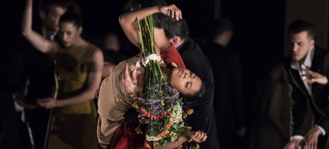 Une mise en scène d'Orfeo pleine de grâce à l'Opéra de Lille