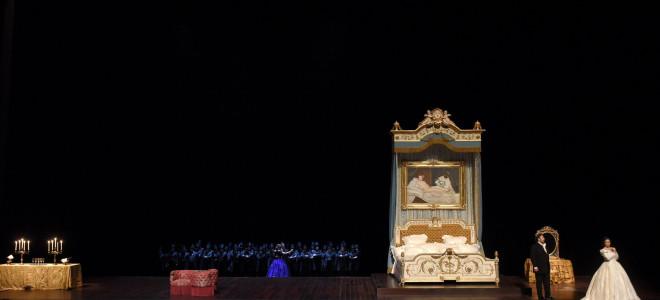 La Traviata de Maria Agresta embrase l'Opéra Bastille