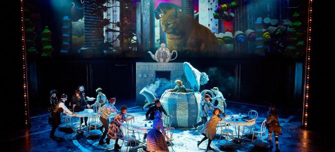 Wonder.land au Théâtre du Châtelet : un musical 2.0 explosif
