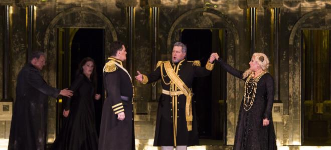 Sondra Radvanovsky, une Aïda en or à l'Opéra Bastille