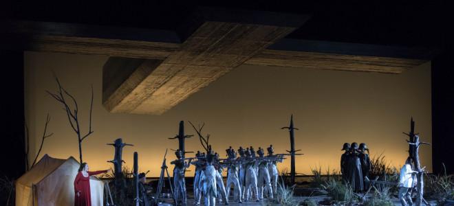 Une Tosca subtile et puissante à l'Opéra de Paris