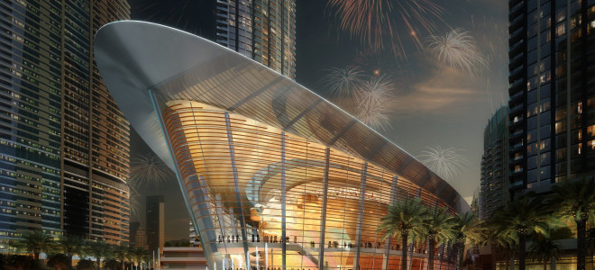 Une nouvelle maison d'opéra ambitieuse s'apprête à naître à Dubaï