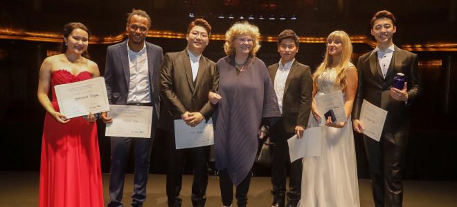 Byeong-Min Gil remporte l'édition 2016 du Concours international de chant de Toulouse