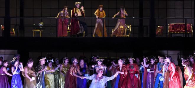 Le Met annule le Samson et Dalila vu à Paris