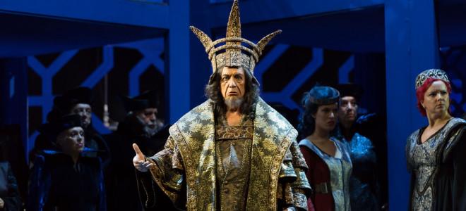 Leo Nucci est l'incarnation de Nabucco à Liège