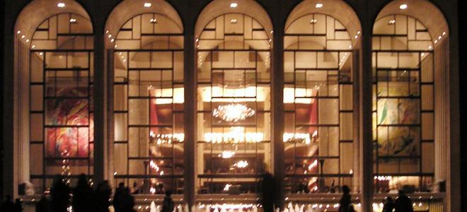 Metropolitan Opera & New York Film Festival : nouveau partenariat