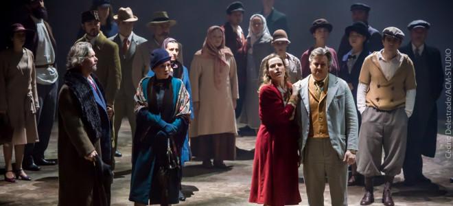 Dans la capitale du théâtre, Katia Kabanova met le public K.O. d'admiration
