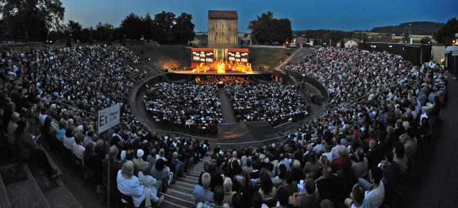 L'édition 2017 du Festival Avenches Opéra reportée à 2018