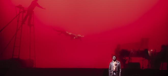 Daral Shaga, premier opéra-cirque