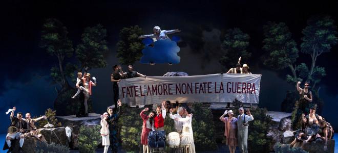 Le Grand Théâtre de Genève mêle les genres dans Il Giasone