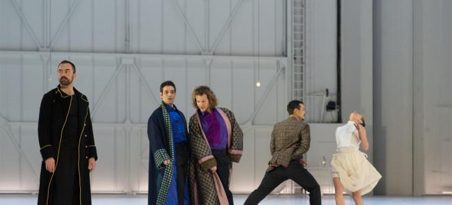 Chant, Musique et Danse : Cosi fan tutte en 3 Dimensions à Bastille