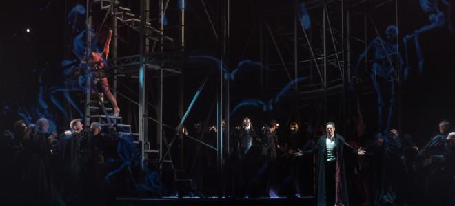 Un Faust de Berlioz au bord des tranchées à Liège