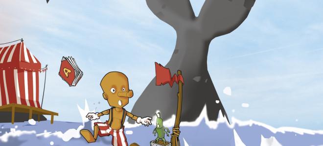 Pinocchio s'aventure à Rouen