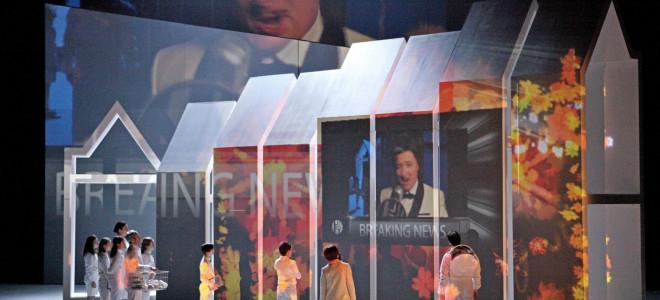 Tistou les pouces verts à Rouen : public enchanté en chantant