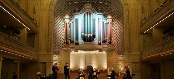 Cordes et souffles gaéliques à la Salle Gaveau