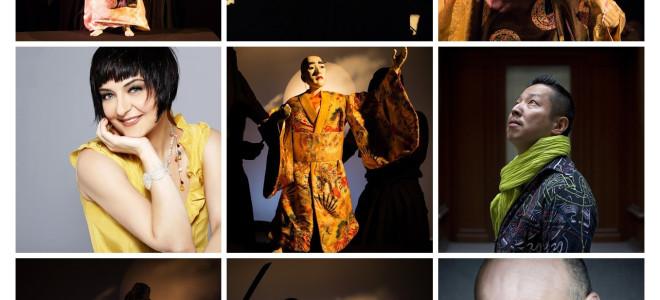 Immersion en répétitions : Pierrot lunaire en marionnettes japonaises à l'Athénée