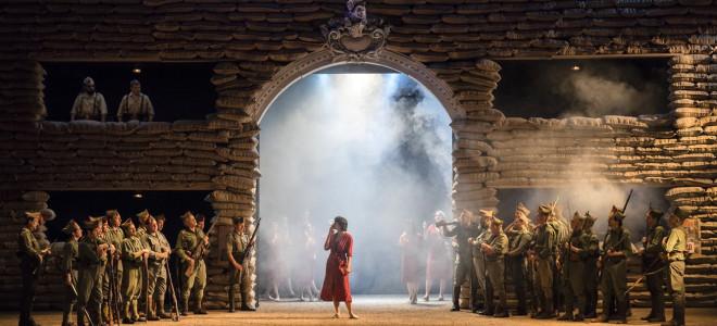Carmen à l'Opéra de Nice : de la froide actualité du monde à l'insoutenable liberté de l'être