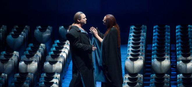 Surprenant Tristan et grande Isolde de Richard Wagner à l'Opéra de Lyon