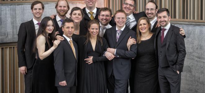 Profondes et méditatives Cantates du jeune Bach par Vox Luminis