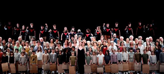 Le Monstre du labyrinthe, l'Opéra pour tous à Montpellier