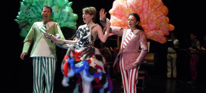 La Double Coquette : un opéra-bouffe en paradoxe