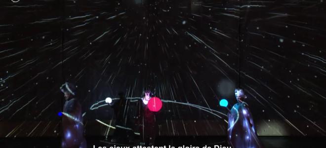 La Création à La Seine Musicale : Haydn et son planétarium