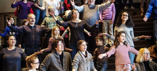 Le Sérail pour tous : Mozart participatif à la Philharmonie