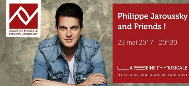 Jaroussky & Friends ! La Seine Musicale inaugure son Académie