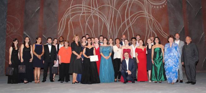 Résultats du Concours international de Chant de Marseille