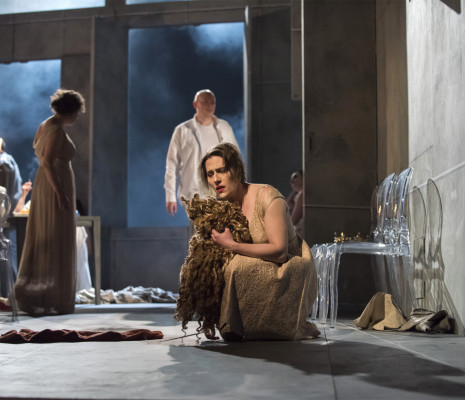 Lucile Richardot - Arsilda par David Radok