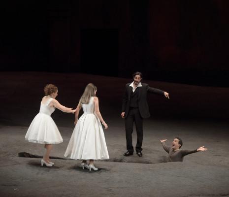 Isabelle Druet, Chiara Skerath, Alessio Arduini et Juan José de León - Cenerentola