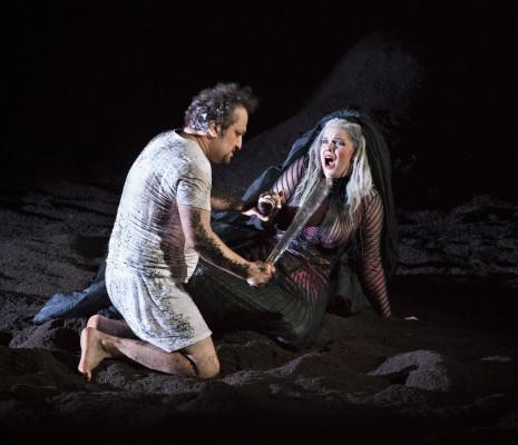 Zurab Zurabishvili et Betsy Horne - Sadko par Daniel Kramer