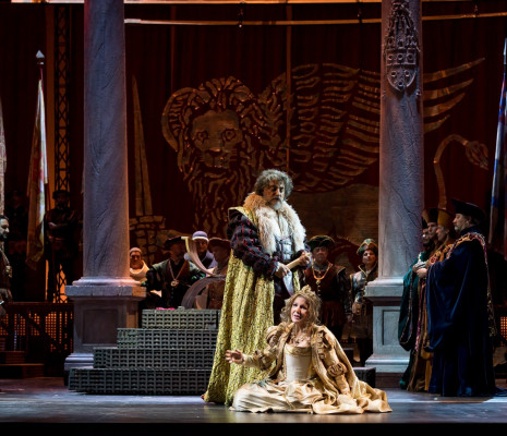 Otello par Stefano Mazzonis di Pralafera