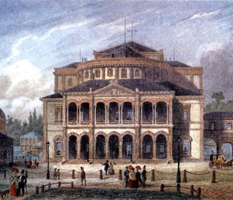 Opéra d'Etat de Karlsruhe