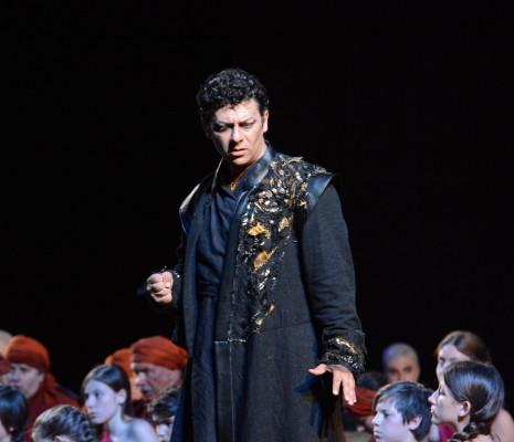Amadi Lagha - Turandot par Alfonso Signorini