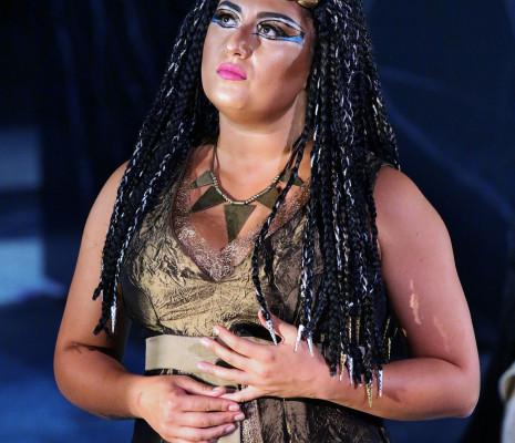 Anita Rachvelishvili dans Aida