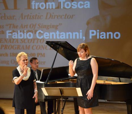 Renata Scotto Opera Naples
