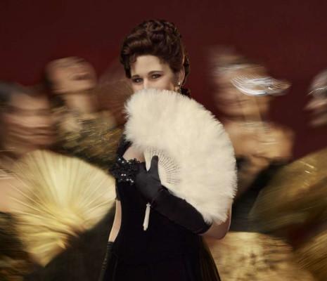 Traviata par Elijah Moshinsky