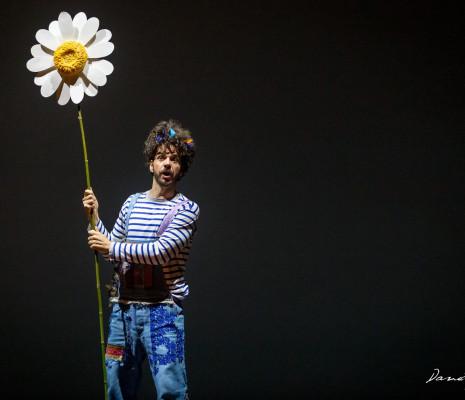 Giorgio Caoduro dans La Flûte enchantée à Sanxay