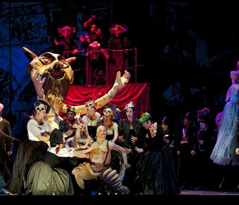 Benvenuto Cellini - Opéra national Paris