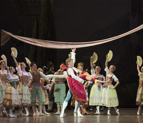 Don Quichotte - Ballet de l'Opéra national Paris