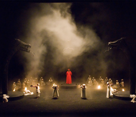 Un bal masqué - Opéra national Paris